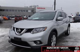 Used 2015 Nissan Rogue SV FWD CVT |BACKUP CAMERA| BLUETOOTH| PANORAMIC SU for sale in Scarborough, ON