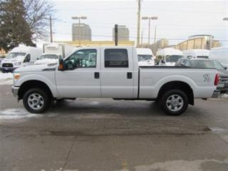 Used 2015 Ford F-250 Crew Cab 4x4 gas short box loaded for sale in Richmond Hill, ON