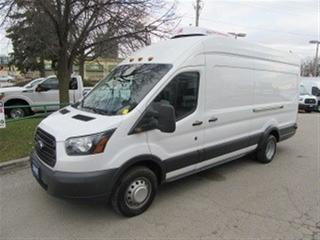 Used 2017 Ford Transit Connect 350 gas Ext High roof brand new refeer system for sale in Richmond Hill, ON