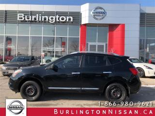 Used 2012 Nissan Rogue SL, NAVIGATION, LEATHER, MOONROOF ! for sale in Burlington, ON