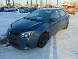 Used 2014 Toyota Corolla Le,bluetooth,camer for sale in Gatineau, QC