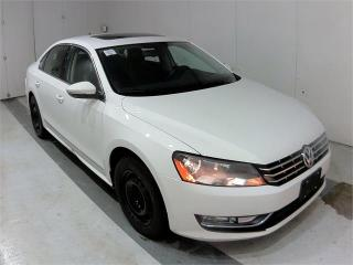 Used 2012 Volkswagen Passat 2.5L Auto Highline for sale in Mississauga, ON