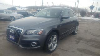 Used 2012 Audi Q5 3.2L Premium for sale in Barrie, ON