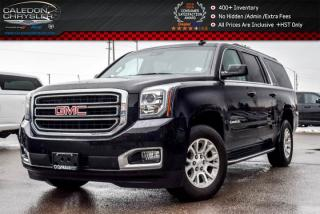Used 2017 GMC Yukon XL SLT|4x4|8 Seater|Navi|Sunroof|DVD|Backup Cam|Bluetooth!R-Start|18