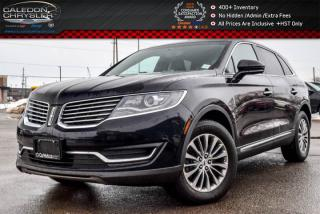Used 2016 Lincoln MKX Select|AWD|Navi|Backup Cam|Bluetooth|R-Start|18