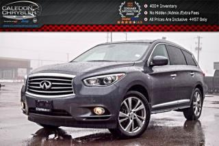 Used 2014 Infiniti QX60 7 Seater|Navi|Sunroof|DVD|Backup Cam|Bluetooth|R- Start|Leather|18
