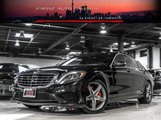 Used 2015 Mercedes-Benz S63 AMG|4PASS|EVERY OPTION|CARBON FIBER TRIMS|LOADED for sale in North York, ON
