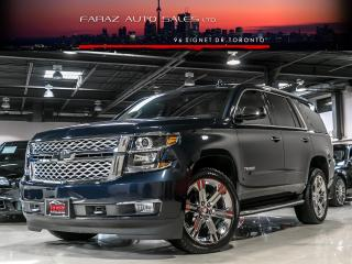 Used 2017 Chevrolet Tahoe PREMIER|EVERY OPTION|8PASS|HUD|B.SPOT|LANE DEP|LOADED for sale in North York, ON
