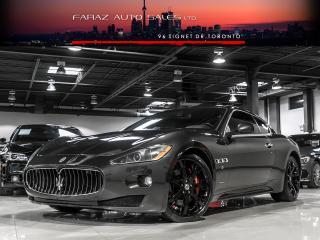 Used 2010 Maserati GranTurismo S|4.7L|NAVI|PARKING SENSOR|BOSE for sale in North York, ON