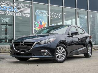 Used 2015 Mazda MAZDA3 GS/ MOON ROOF/ FINANCE @ 0% for sale in Scarborough, ON