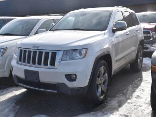 Used 2012 Jeep Grand Cherokee Limited, NAVIGATION, LEATHER, PANORAMIC SUNROOF !! for sale in Concord, ON