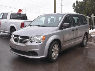 Used 2014 Dodge Grand Caravan SE Rear Stow AND GO !!! for sale in Concord, ON
