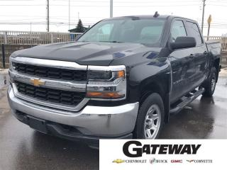 Used 2016 Chevrolet Silverado 4x4 SHORT BED STEP BUMPER BACK UP CAMERA for sale in Brampton, ON