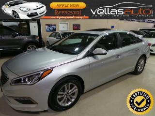Used 2017 Hyundai Sonata GLS| SUNROOF| R/CAMERA| BLUETOOTH for sale in Woodbridge, ON
