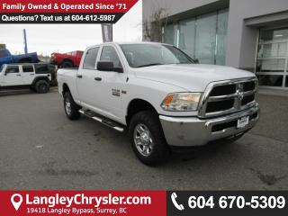 Used 2014 Dodge Ram 2500 ST for sale in Surrey, BC