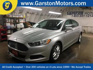 Used 2013 Ford Fusion SE*MICROSOFT SYNC PHONE CONNECT**POWER DRIVER SEAT*KEYLESS ENTRY*POWER WINDOWS/LOCKS/HEATED MIRRORS*CLIMATE CONTROL* for sale in Cambridge, ON