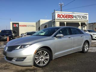 Used 2014 Lincoln MKZ 2.0 ECOBOOST - NAVI - LEATHER - SUNROOF for sale in Oakville, ON