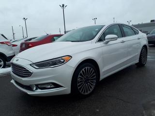 Used 2017 Ford Fusion SE for sale in Scarborough, ON
