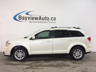 Used 2012 Dodge Journey CREW- 3.6L|REM STRT|PUSH STRT|REV CAM|UCONNECT! for sale in Belleville, ON
