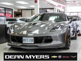 Used 2015 Chevrolet Corvette 3LZ Z06 for sale in North York, ON