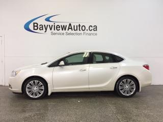 Used 2014 Buick Verano - REM STRT|DUAL CLIM|REV CAM|INTELLILINK|CRUISE! for sale in Belleville, ON