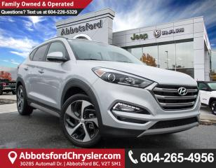 Used 2017 Hyundai Tucson Limited *ACCIDENT FREE* for sale in Abbotsford, BC