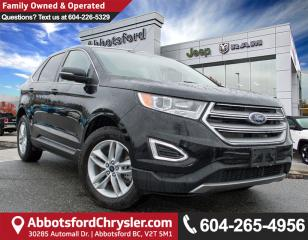 Used 2016 Ford Edge SEL *LOCALLY DRIVEN* for sale in Abbotsford, BC