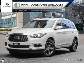 Used 2017 Infiniti QX60 AWD Bose! Surround Camera Navigation, Claim Free !! for sale in Vancouver, BC