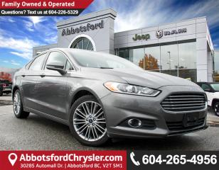 Used 2014 Ford Fusion SE *LOCALLY DRIVEN* for sale in Abbotsford, BC