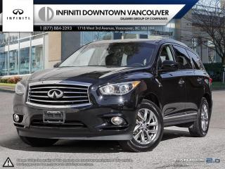 Used 2014 Infiniti QX60 AWD Drivers Assistance Navigation Bose 360 Camera! No Accidents! for sale in Vancouver, BC