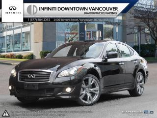 Used 2013 Infiniti M37x AWD Sport Rare Sport *SEDAN* BC Car NO ACCIDENTS !! for sale in Vancouver, BC