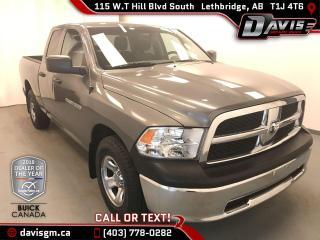 Used 2012 Dodge Ram 1500 ST FRONT BENCH SEAT! for sale in Lethbridge, AB