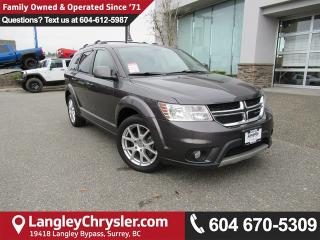 Used 2014 Dodge Journey SXT for sale in Surrey, BC
