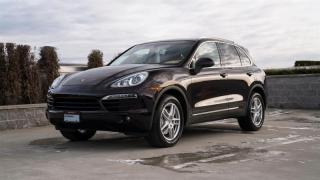 Used 2011 Porsche Cayenne S w/ Tip for sale in Vancouver, BC