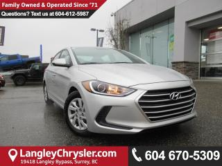 Used 2018 Hyundai Elantra LE for sale in Surrey, BC