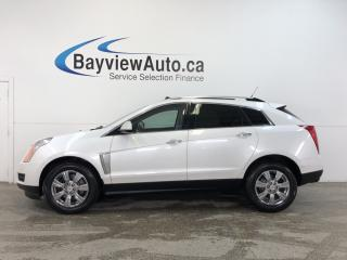 Used 2014 Cadillac SRX - AWD|REM STRT|PANOROOF|HTD LTHR|REV CAM|BOSE|BZA! for sale in Belleville, ON