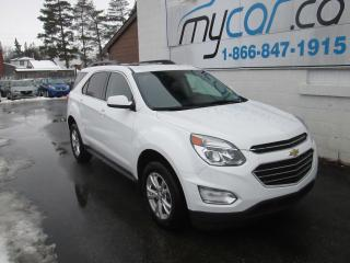 Used 2017 Chevrolet Equinox LT for sale in Richmond, ON