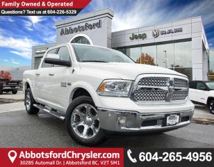 Used 2017 Dodge Ram 1500 Laramie *X-DEMO for sale in Abbotsford, BC