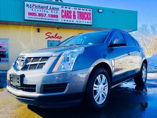 Used 2012 Cadillac SRX Base for sale in Bolton, ON