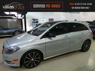 Used 2014 Mercedes-Benz B-Class SPORTS TOURER| PANO RF| 18ALLYS for sale in Vaughan, ON