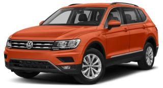 New 2018 Volkswagen Tiguan COMFORTLINE for sale in Surrey, BC