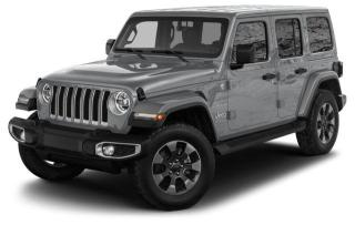 New 2018 Jeep Wrangler Unlimited Rubicon 4x4 for sale in Surrey, BC