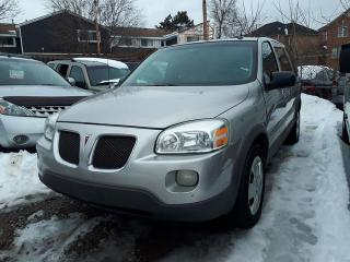 Used 2006 Pontiac Montana SV6 for sale in Scarborough, ON
