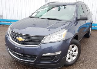 Used 2013 Chevrolet Traverse LS *8 PASSENGER* for sale in Kitchener, ON