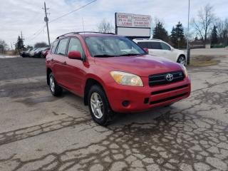 Used 2006 Toyota RAV4 BASE for sale in Komoka, ON