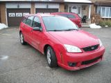 Photo of Red 2007 Ford Focus