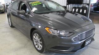 Used 2017 Ford Fusion SE for sale in Chatsworth, ON
