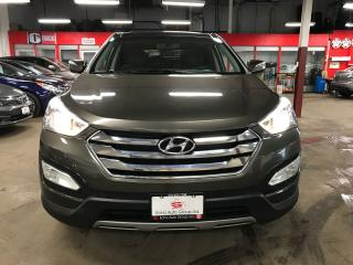 Used 2014 Hyundai Santa Fe Luxury for sale in North York, ON