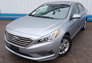 Used 2017 Hyundai Sonata GLS *SUNROOF* for sale in Kitchener, ON