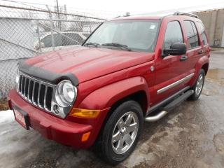 Used 2006 Jeep Liberty for sale in Brantford, ON